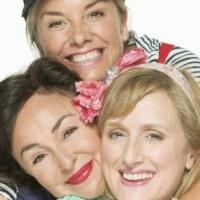 DI AND VIV AND ROSE Opens at the Vaudeville Theatre Tonight