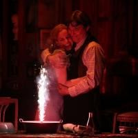 Photo Flash: First Look at Anna Chlumsky and Richard Thomas in YOU CAN'T TAKE IT WITH YOU
