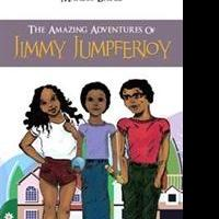 Marcus Bruce Launches THE AMAZING ADVENTURES OF JIMMY JUMPERJOY