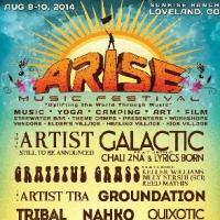ARISE Music Festival Announces First Wave Lineup 2014