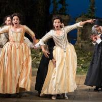 The Met Live in HD Presents COSÍ FAN TUTTE Today