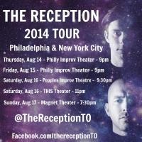 The Reception Announces 2014 Sketch Comedy Tour