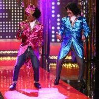 VIDEO: Watch Jimmy Fallon & Pharrell's '80's R&B Duo 'Afro & Deziak'