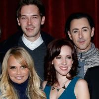 Photo Flash: Kristin Chenoweth, Alan Cumming, George Lucas, and More Attend STRANGE MAGIC Screening