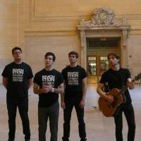 Photo Flash: 'REVOLUTION IN THE ELBOW' Cast Performs at Grand Central!