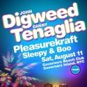 John Digweed, Danny Tenaglia and More Set for Governors Beach Club, 8/11