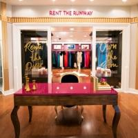 Rent the Runway Debuts Showroom in Henri Bendel