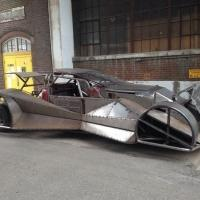 Photo: First Look at Batmobile from BATMAN V SUPERMAN: DAWN OF JUSTICE