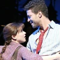 Photo Flash: Keith Carradine, Justin Guarini, Alexandra Socha & More Take the Stage in Encores! PAINT YOUR WAGON