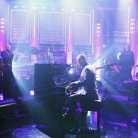 VIDEO: Philip  Selway Performs 'It Will End in Tears' on TONIGHT SHOW