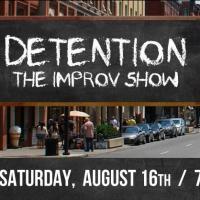 DETENTION: The Improv Show Returns to LOL Nashville Today