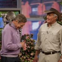 Zookeeper Jack Hanna Educates & Entertains on MAURY Today