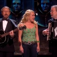 BWW TV: ABBA's Benny Andersson and Bjorn Ulvaeus Perform with MAMMA MIA! Cast at Oliviers!