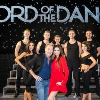 Photo Flash: Michael Flatley's LORD OF THE DANCE: DANGEROUS GAMES Meets the Press at the Palladium Photos