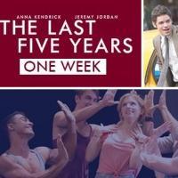 Fresh 'One Week' Social Media Reminders For THE LAST FIVE YEARS Movie