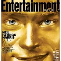 Neil Patrick Harris Goes OSCAR Gold for New EW Cover!