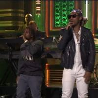 VIDEO: Future Performs 'Move That Doh' ft. Pusha T on FALLON