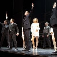 Photo Flash: Cast of JERSEY BOYS UK Tour Celebrates Opening Night!