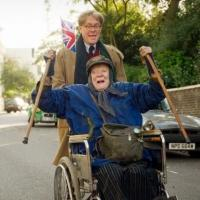 Photo: First Look - Dame Maggie Smith Stars in Film Adaptation of THE LADY IN THE VAN