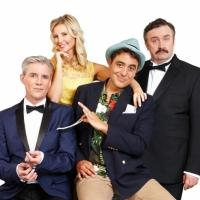 BWW Reviews: DIRTY ROTTEN SCOUNDRELS, New Alexandra Theatre Birmingham, May 6 2015