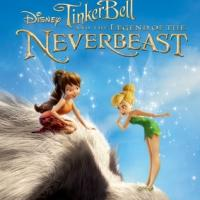 Angelica Huston & Rosario Dawson In New Clip From Disney's TINKER BELL & THE LEGEND OF THE NEVERBEAST