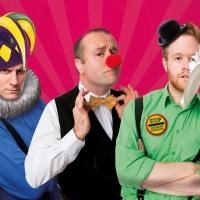 Reduced Shakespeare Company Presents THE COMPLETE HISTORY OF COMEDY UK Tour