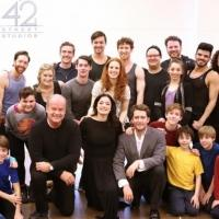 FREEZE FRAME: Cast of FINDING NEVERLAND Meets the Press!