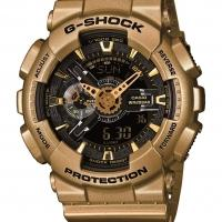 Casio G-SHOCK Debuts New Gold x Black Series