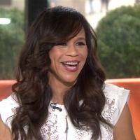 VIDEO: Rosie Perez Admits Crush on FISH IN THE DARK's Larry David: 'He's a Teddy Bear!'