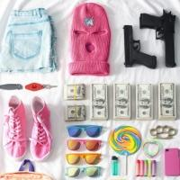 Photo Flash: New Poster for SPRING BREAKERS Released