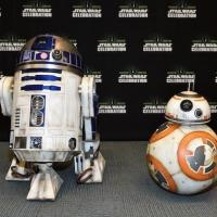 Photo Flash: Images from STAR WARS: THE FORCE AWAKENS Celebration Anaheim!