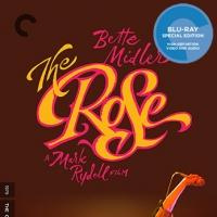 THE ROSE Starring Bette Midler Criterion Collection Blu-ray Now Available For Pre-Order, Out 5/19