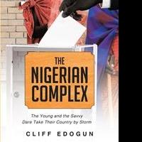 Cliff Edogun Launches Debut Book, THE NIGERIAN COMPLEX