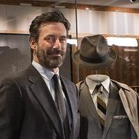 Photo Flash: Jon Hamm, Christina Hendricks, John Slattery, and More Donate MAD MEN Props to Smithsonian