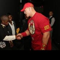 WWE Superstar John Cena Makes Wish Come True for Maryland Boy