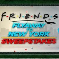 FRIENDS Fans Can Win Trip to Central Perk with 'Flyaway to New York' Sweepstakes