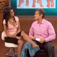 Real Housewife of Atlanta Claudia Jordan Appears on Today's DR. OZ