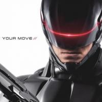 Photo Flash: First Poster for Impending ROBOCOP Remake