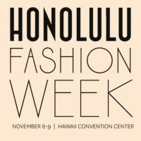 HONOLULU Fashion Week Reveals Line Up