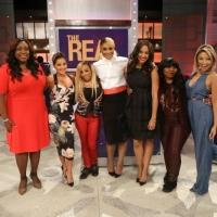 Sneak Peek - Reality TV Duo Tiny & Shekinah Visit THE REAL Today