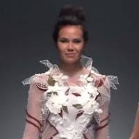 VIDEO: Marine Declercq Brussels Fashion Days 2014