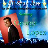 George Lopez to Perform at Benefit Concert for Florida National Guard Foundation