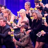 Photo Coverage: Broadway Honors Helen Mirren at Roundabout's THERE'S NOTHING LIKE A DAME Gala!