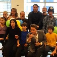 FINDING NEVERLAND Cast Unwinds With Dressing Room Sing-A-Long