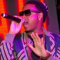 Photo Flash: R&B Artist Jeremih Takes Over Chateau Nightclub's Rooftop