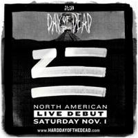 Zhu to Perform Live for the First Time in North America at HARD DAY OF THE DEAD