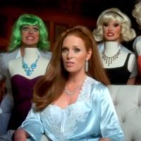 Broadway Diva Isabel Rose Premieres 'Trouble In Paradise' Video Ft. Drag Queens Hedda Lettuce