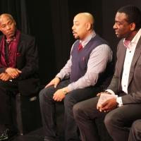 Photo Flash: Members of 'The Central Park Five' Appear for THE BULLPEN Talkback