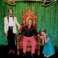 Photo Flash: TV Star John Schneider Attends ABSINTHE at Caesars Palace Photos