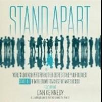 Jennifer Carlevatti Aderhold Hits Amazon Best-Seller List With STAND APART